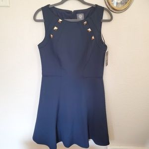 Vince Camuto NWT studded dress